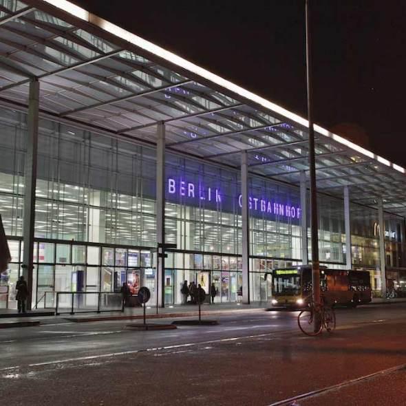Ostbahnhof Berlin