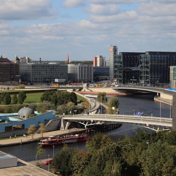 Spreebogenpark Berlin